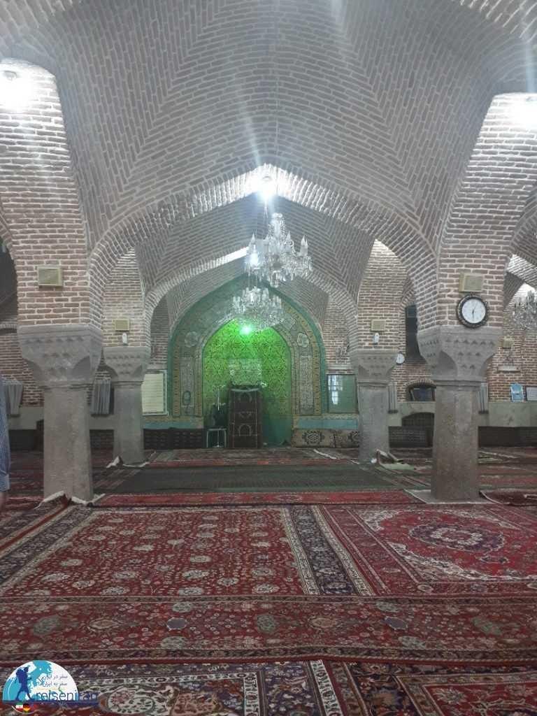 داخل مسجد سردار ارومیه