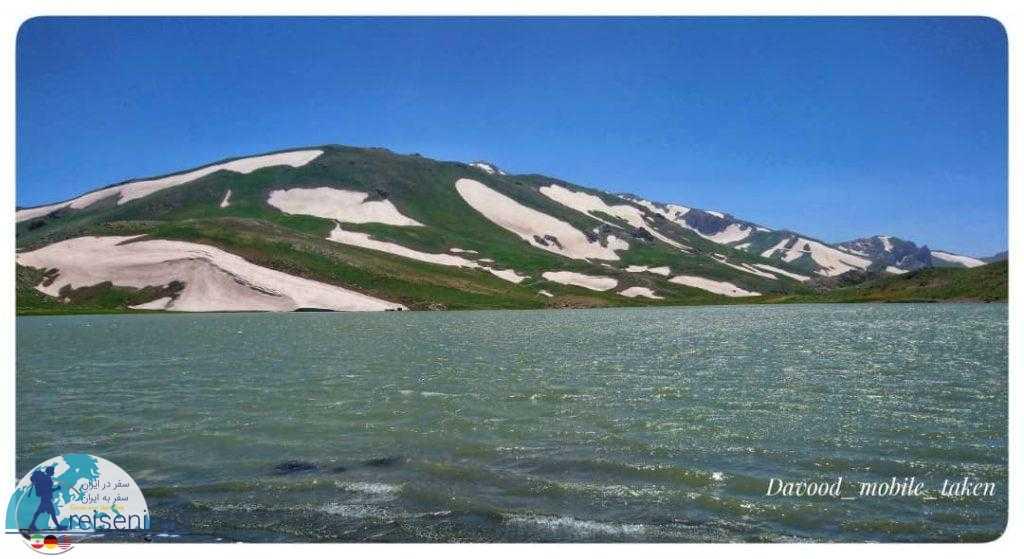 دریاچه مام شیخ ارومیه