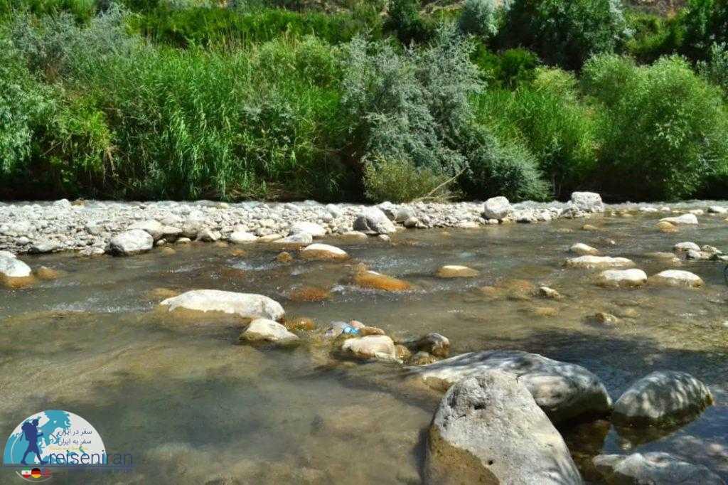 رود قره آغاج