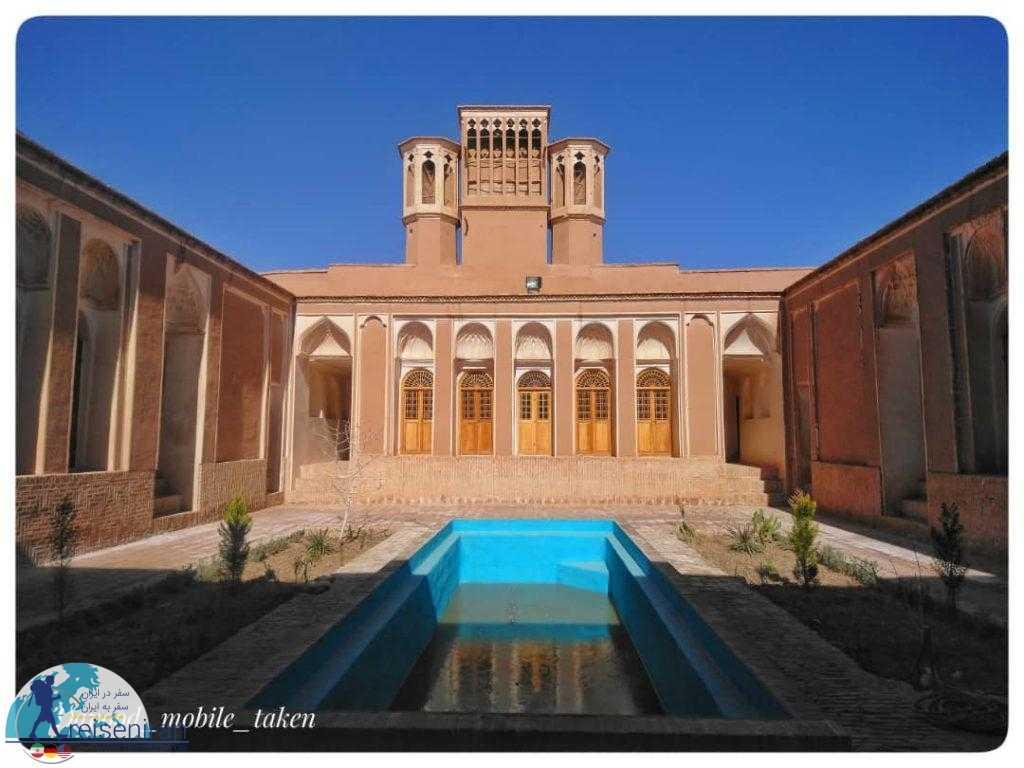 عکس خانه مستوفی بشرویه