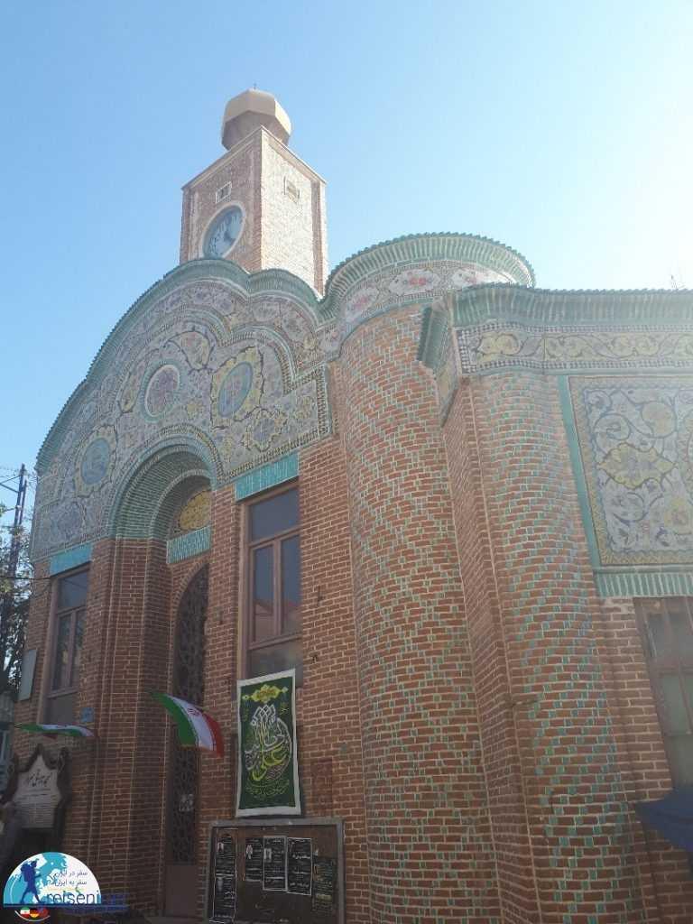 مسجد ساعت ارومیه