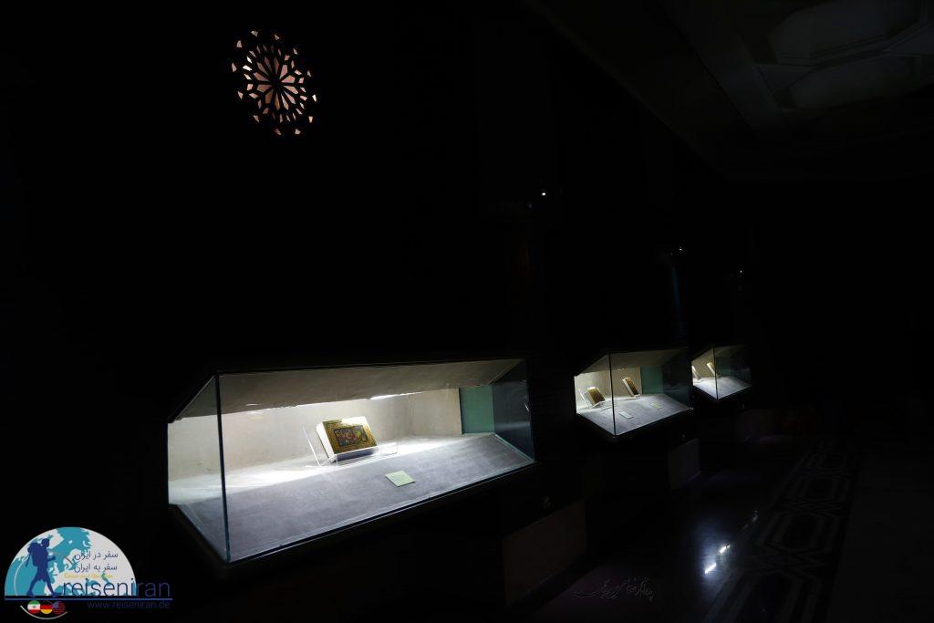 آثار لاکی موزه ملک
