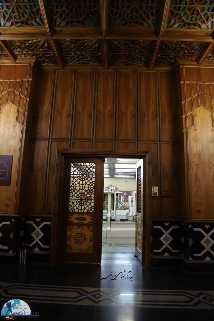 سالن موزه ملی ملک