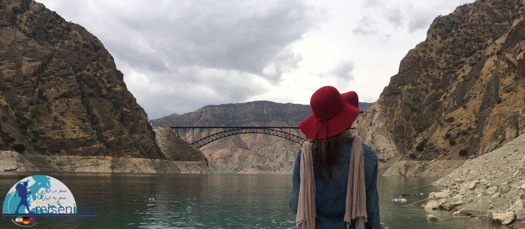 عکس دریاچه هلن