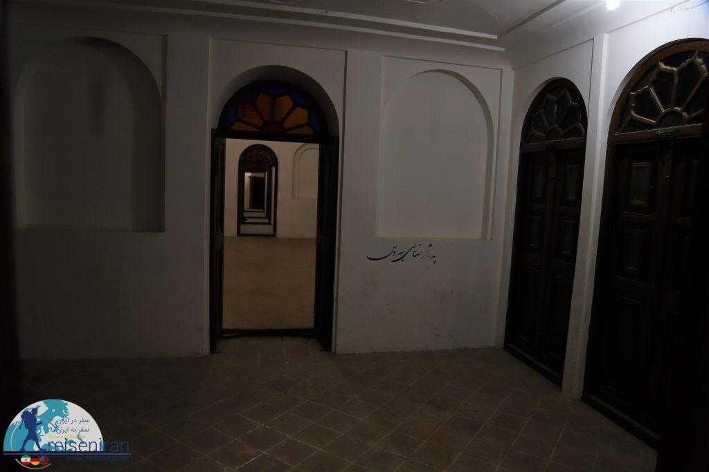 اتاقهای تو در تو خانه طباطبایی