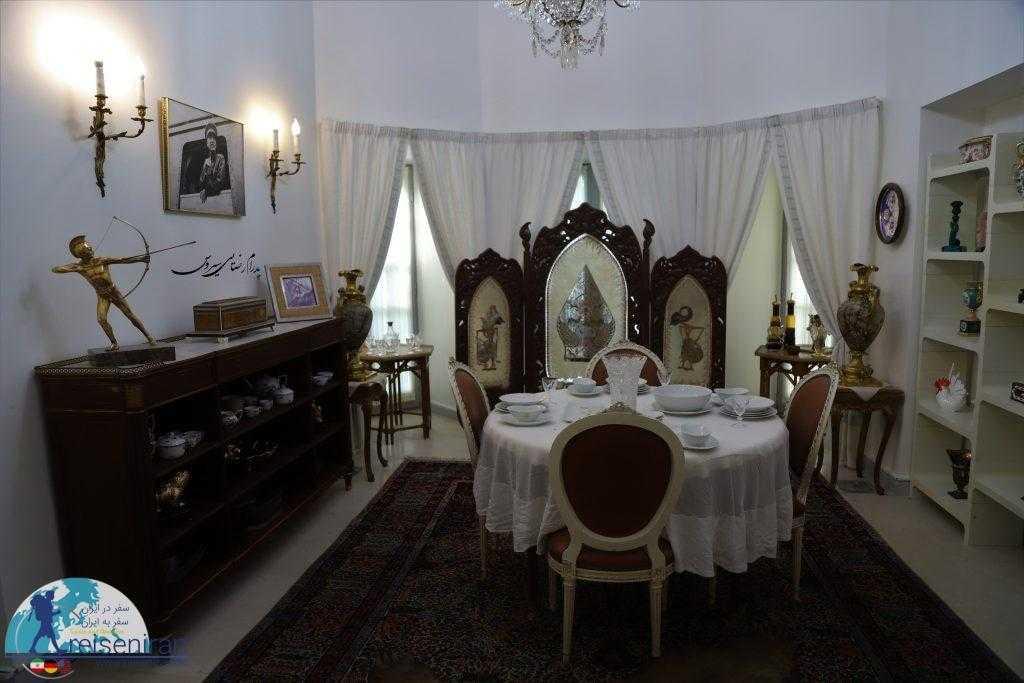 اتاق کوشک احمدشاهی