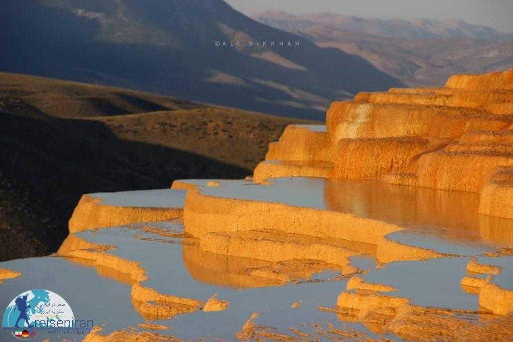 باداب سورت، دومین میراث طبیعی ایران