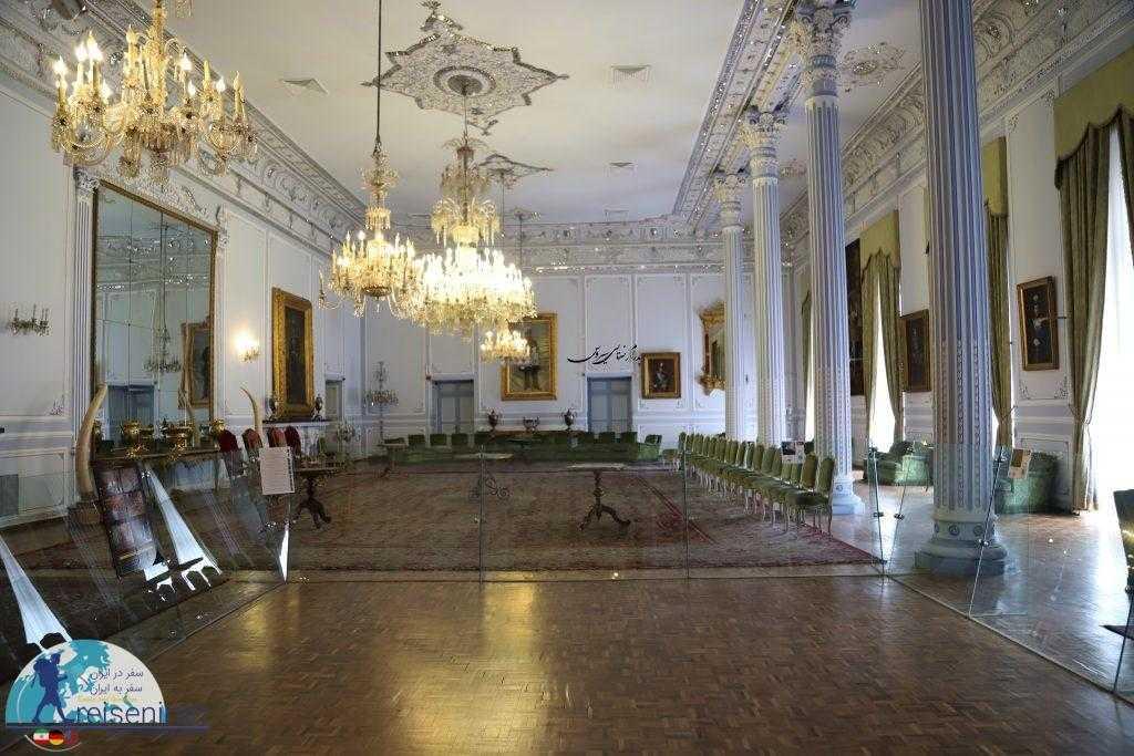 تالار عاج کاخ گلستان