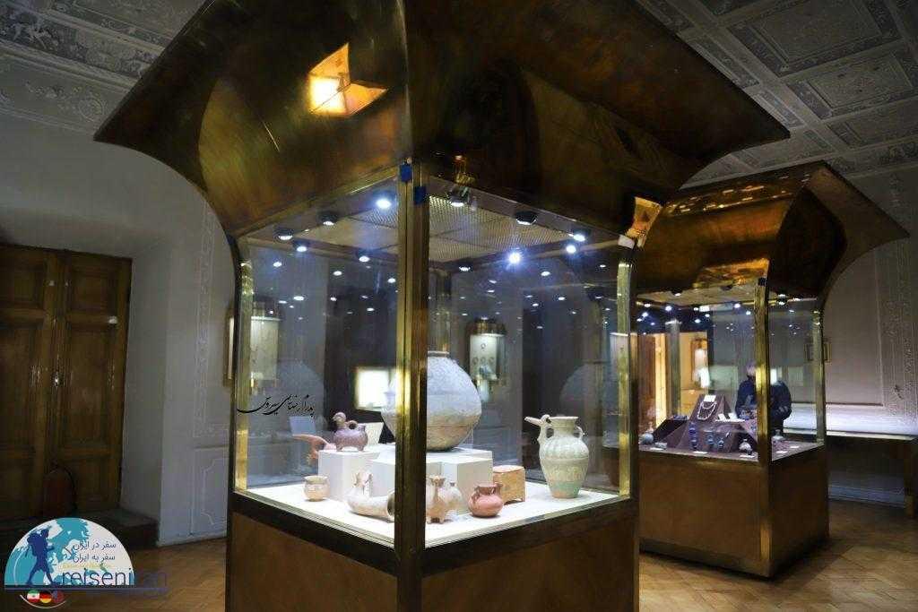 تالار مینا موزه آبگینه