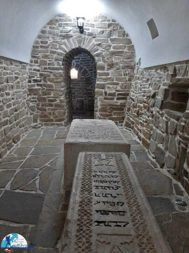 داخل کلیسای حضرت مریم ارومیه