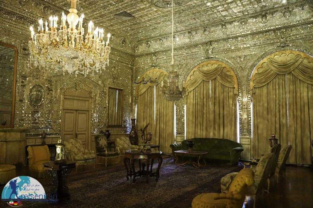 سالنهای کاخ گلستان