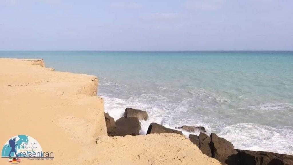 عکس دریای عمان