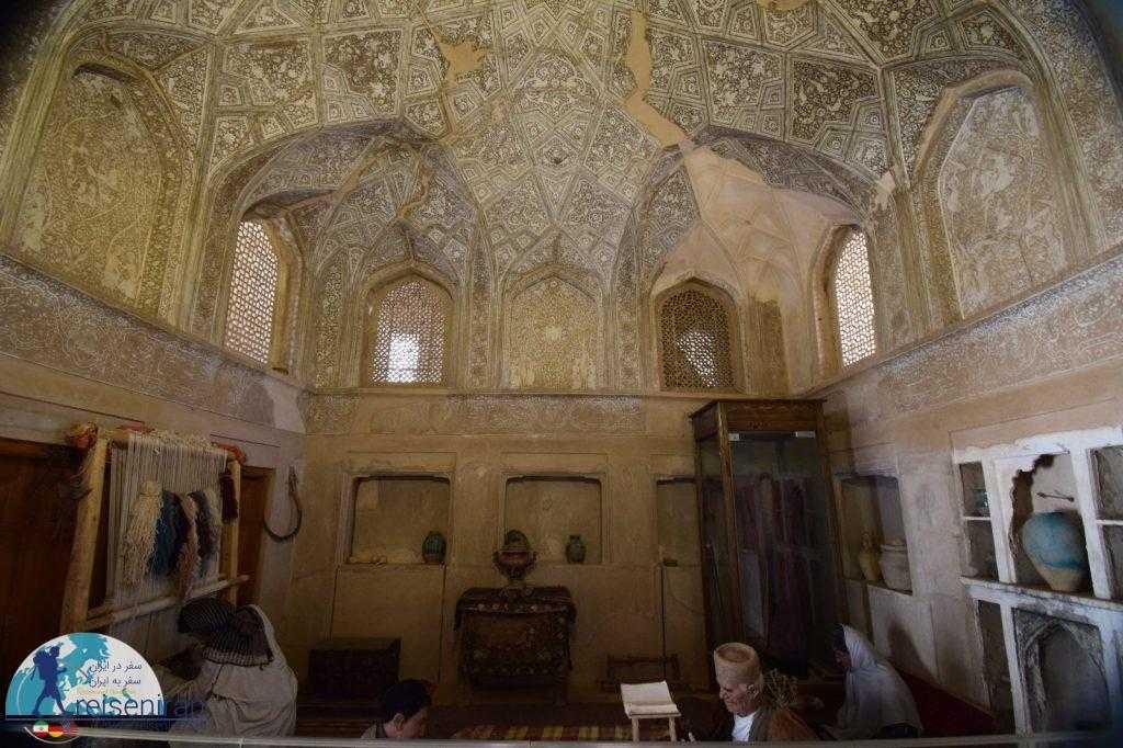 موزه خانه پیرنیا نایین