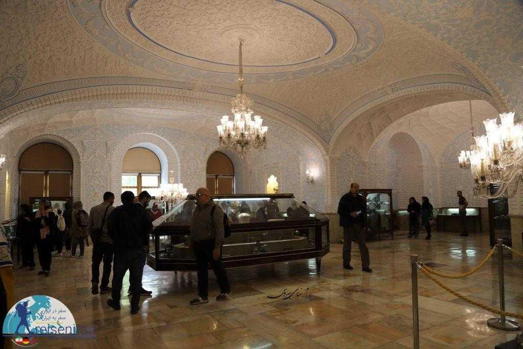 موزه مخصوص کاخ گلستان