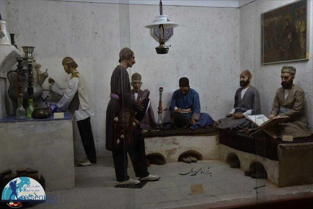 موزه مردم شناسی کاخ گلستان