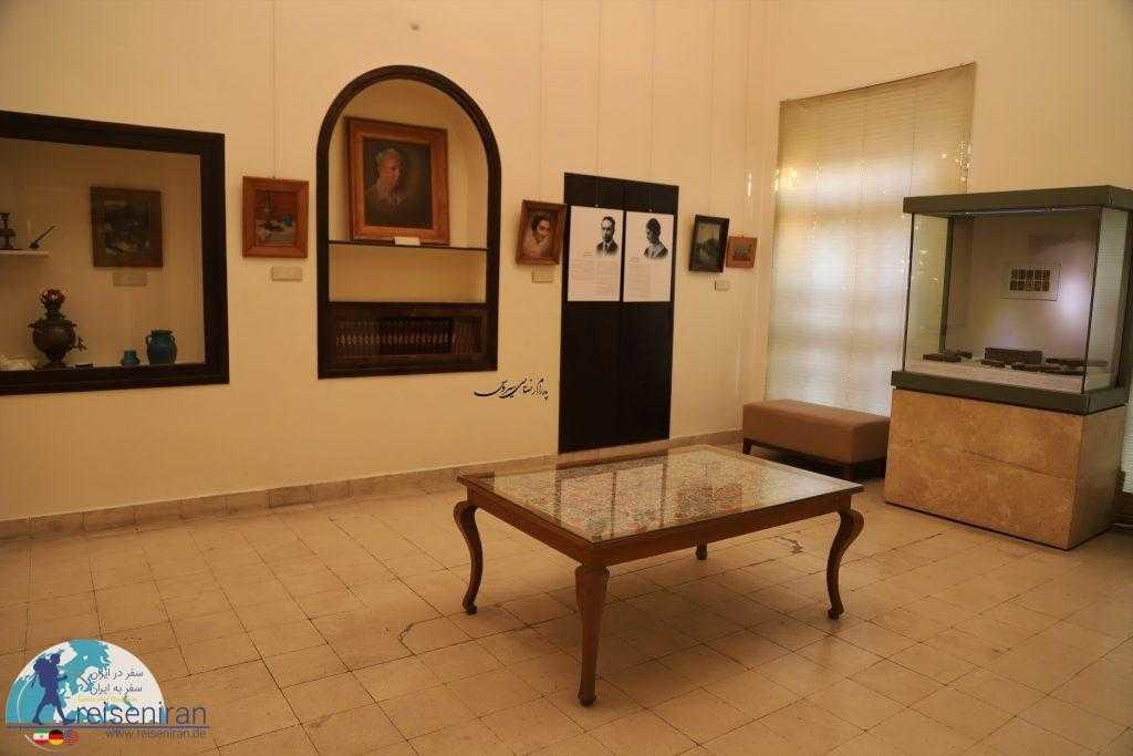 بخش موزه مقدم