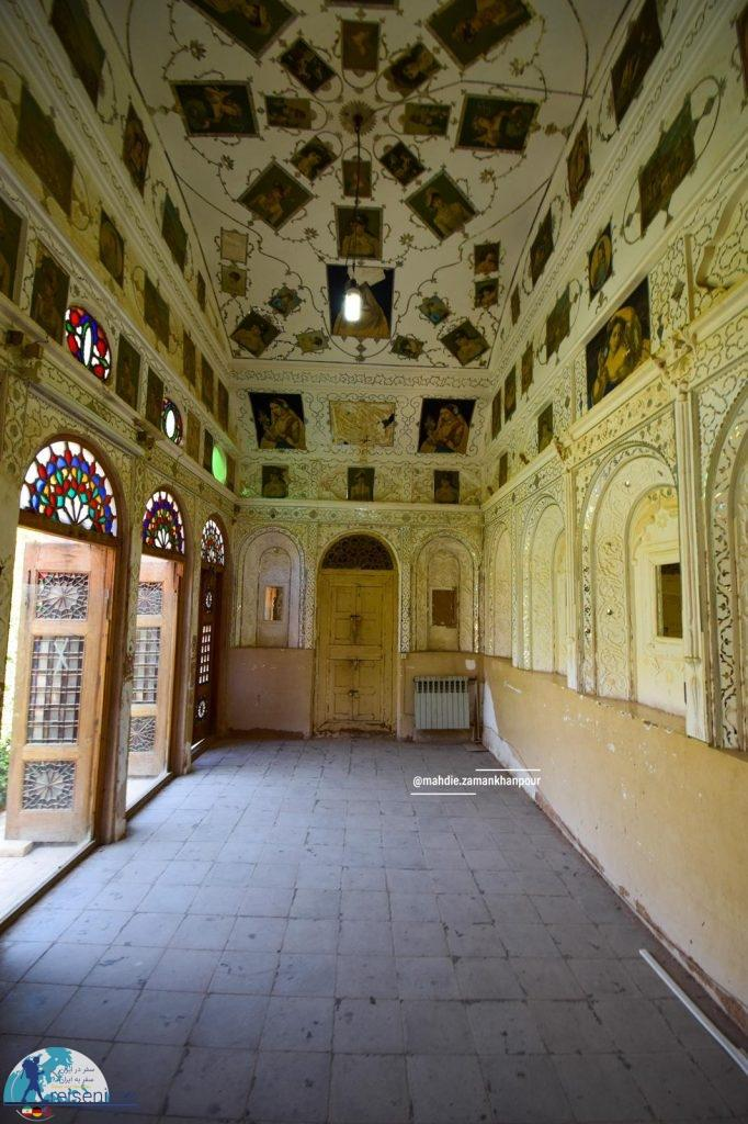 تزئینات خانه لاری ها یزد