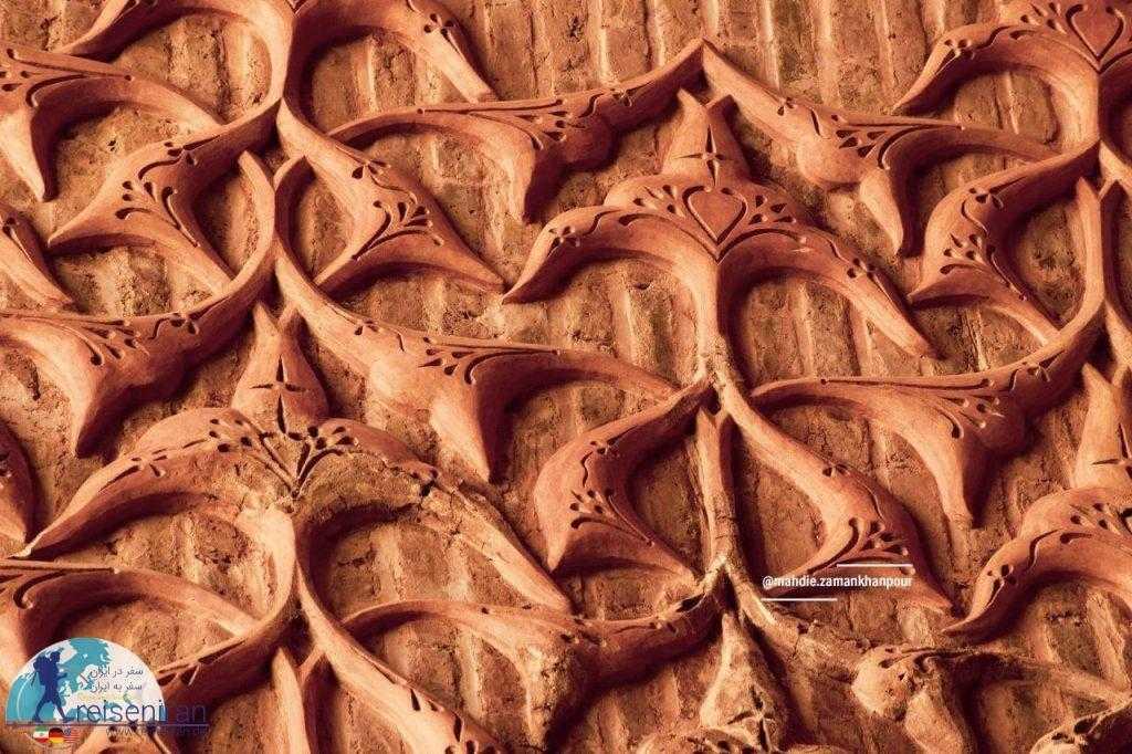 تزئینات مسجد جامع اردستان