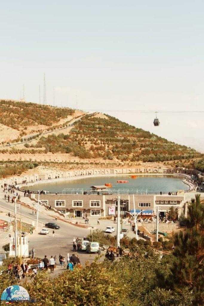 تفرجگاه عینالی