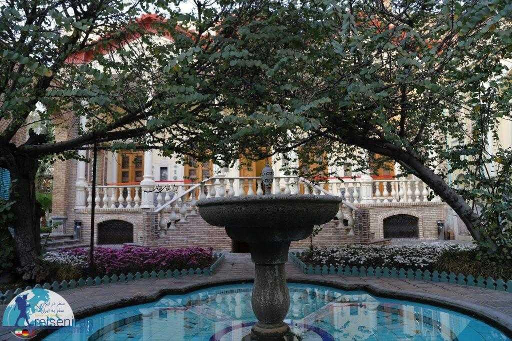 حوض خانه موزه مقدم