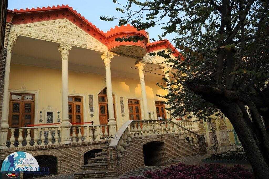 خانه مقدم تهران