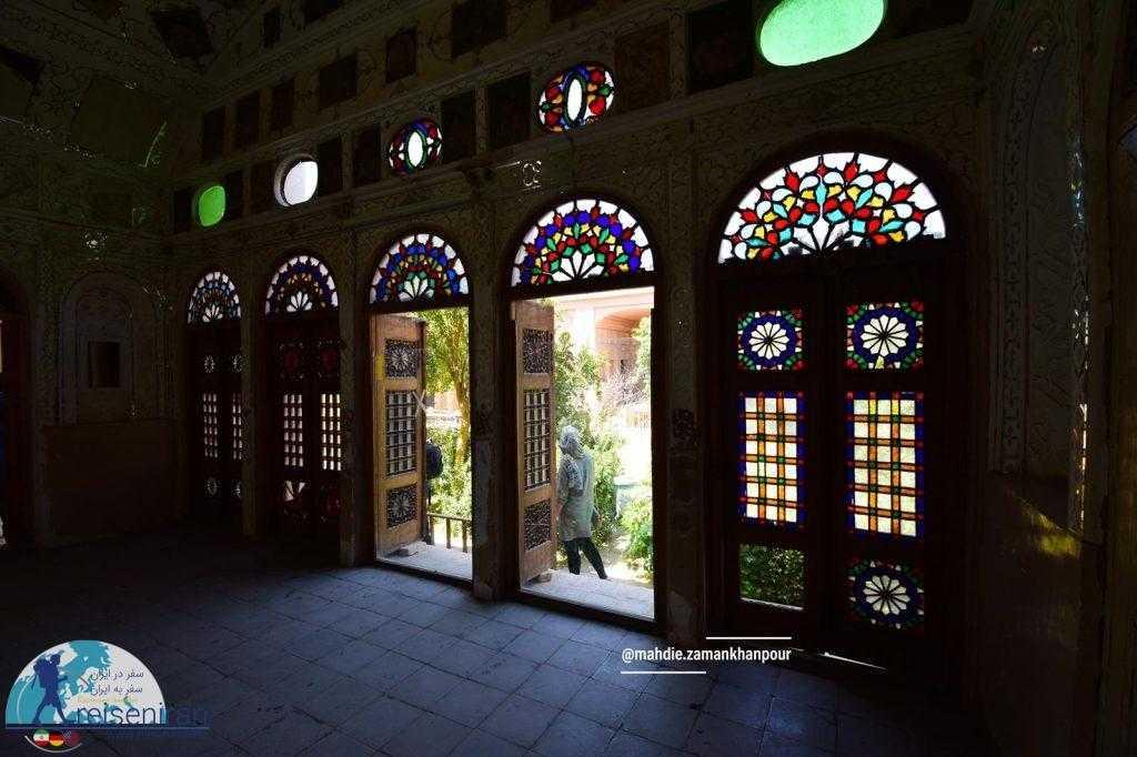 خانه لاری های یزد