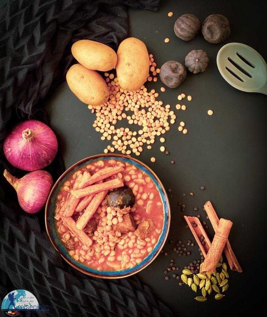 طبخ غذاهای ایرانی