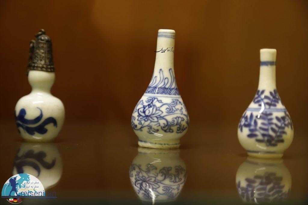 ظروف چینی موزه مقدم