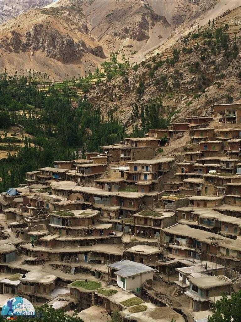 عکس روستا سرآقا سید