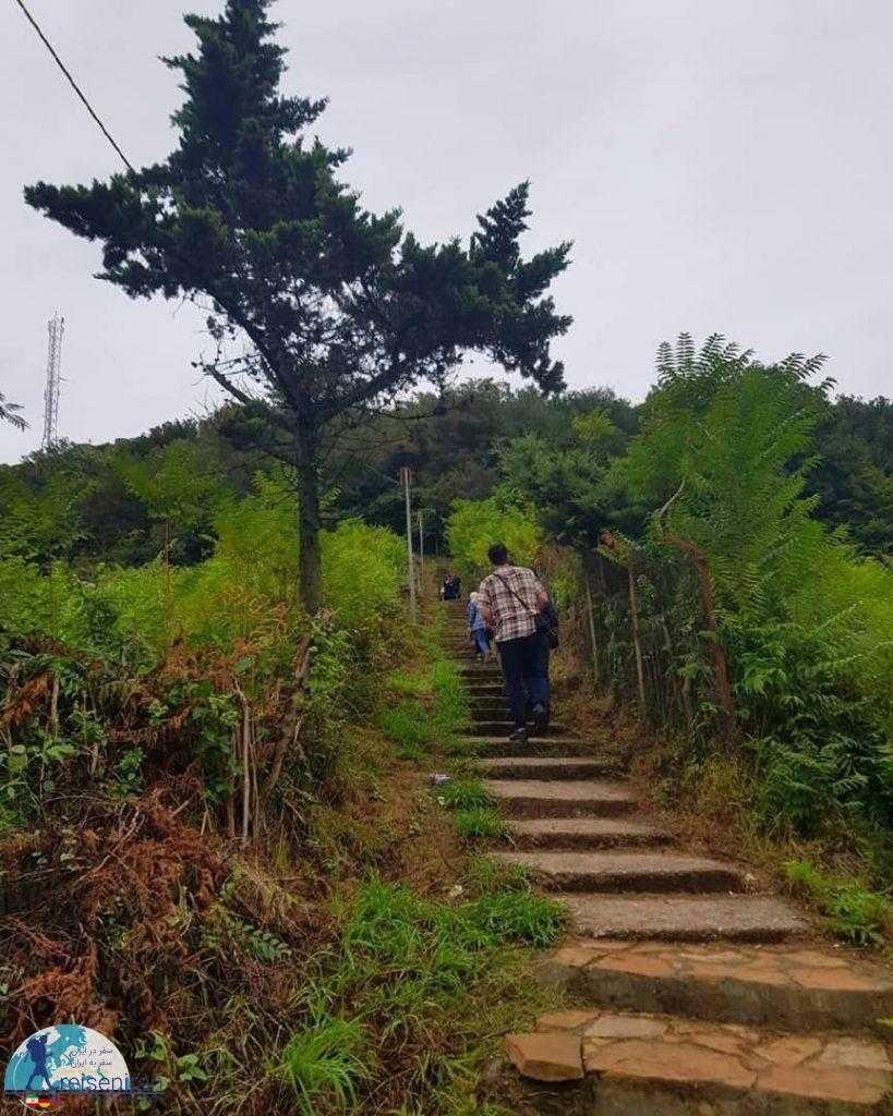 مسیر قلعه مارکوه