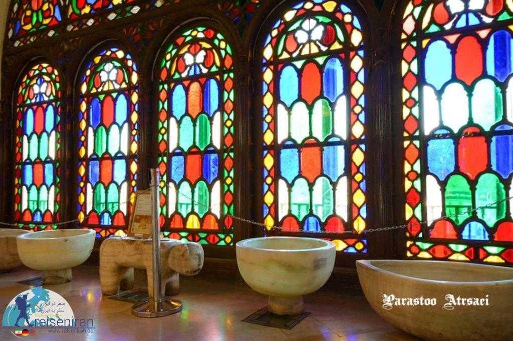 موزه چهلستون قزوین