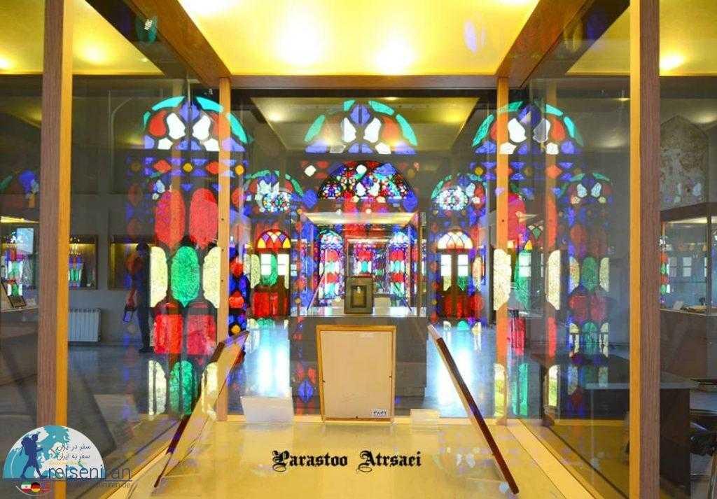 موزه چهل ستون قزوین