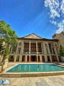 خانه امام جمعه تهران