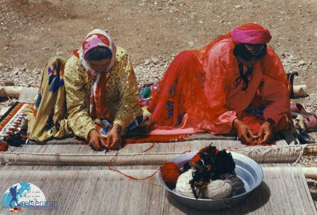 بانوان قشقایی