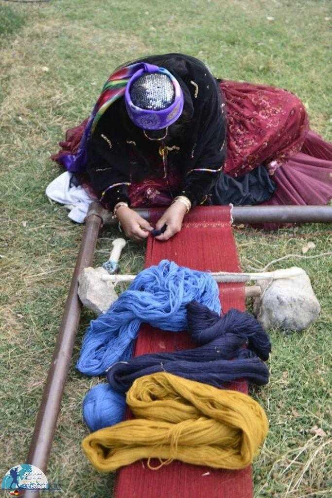 بانوان هنرمند قشقایی