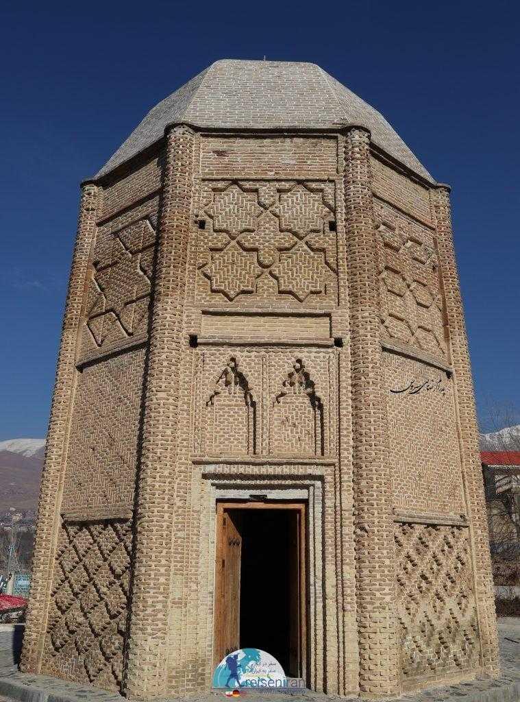 برج مقبره شیخ جبلی دماوند