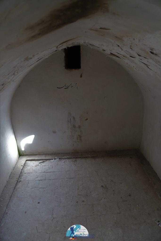 زیر زمین برج شبلی