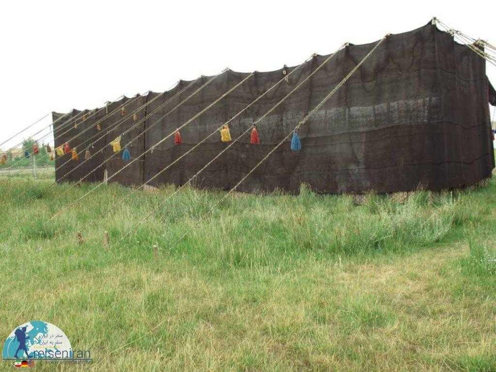 سیاه چادر قشقایی