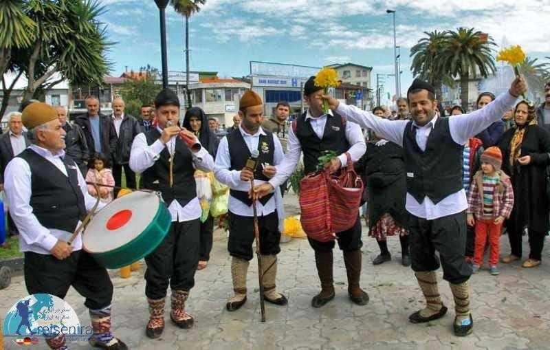 لباس محلی مردمان رامسر