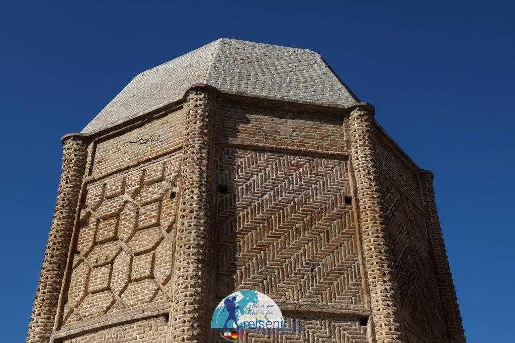 معماری برج شبلی