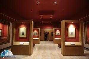 نمایشگاه آثار خاندان غفاری و کمال الملک در موزه ملک