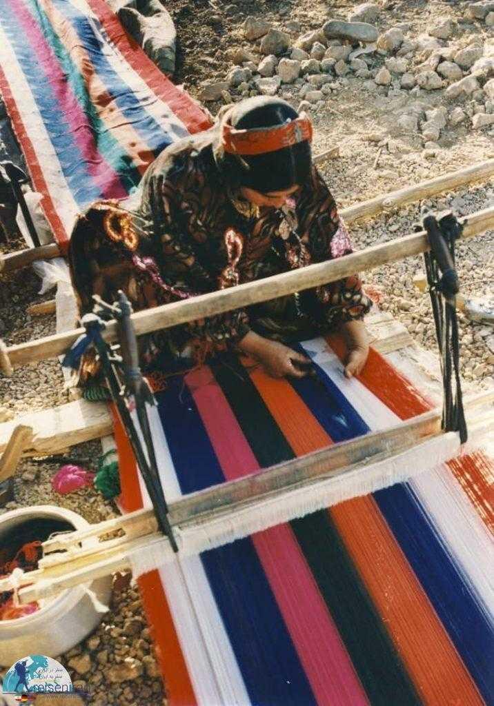 هنر در قوم قشقایی