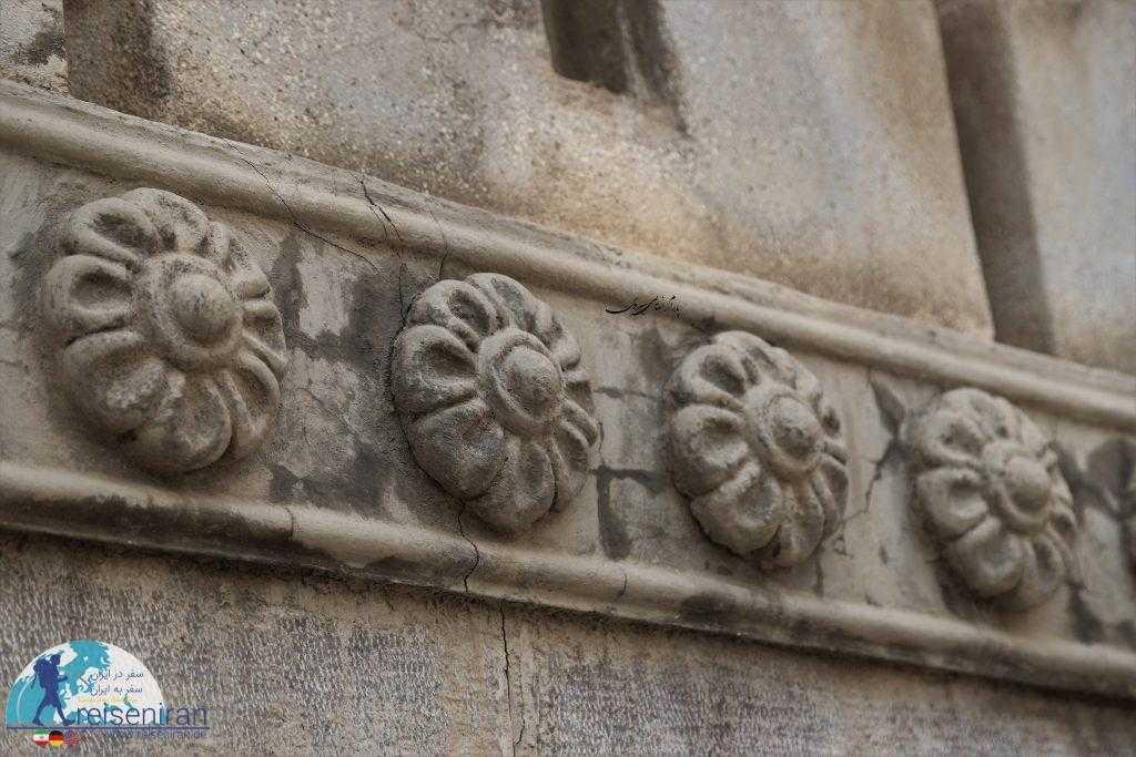 گل سنگ های سیمانی