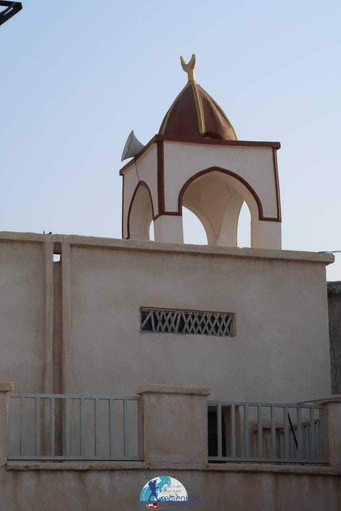 مسجدی در قشم