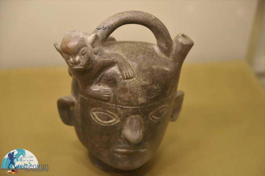 آثار تمدن لامبایک موزه جهان نما