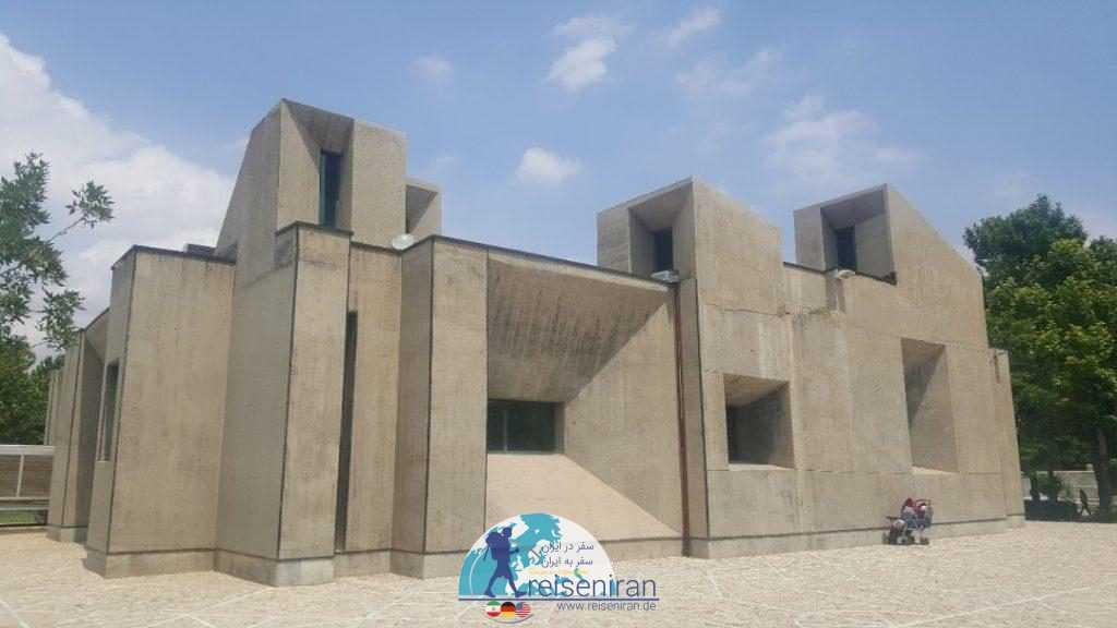 بنای موزه فردوسی