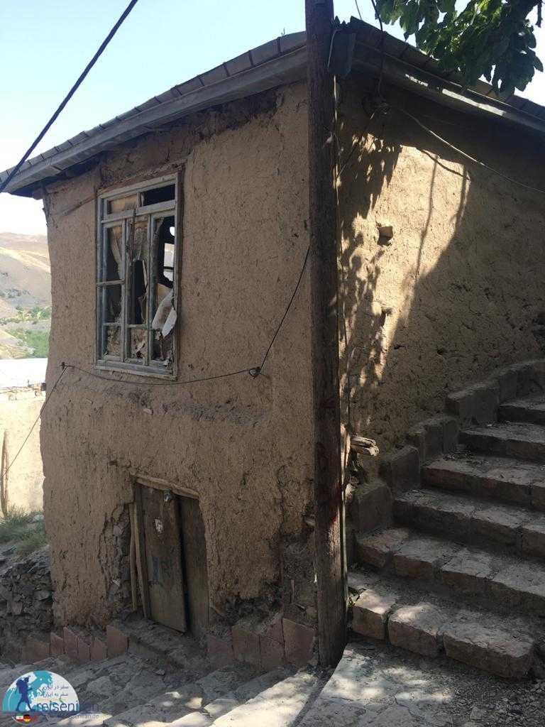 خانه روستا کنگ