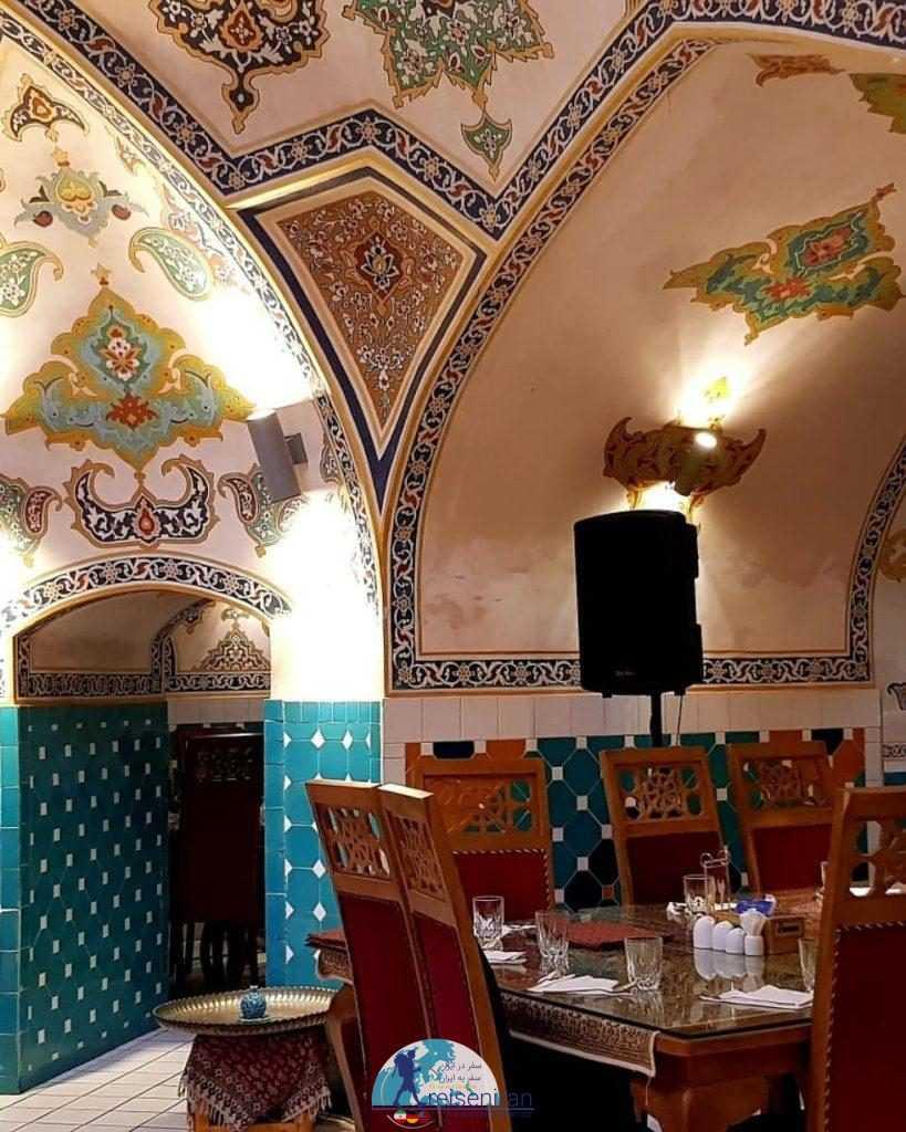 حمام جارچی اصفهان( رستوران جارچی باشی اصفهان)