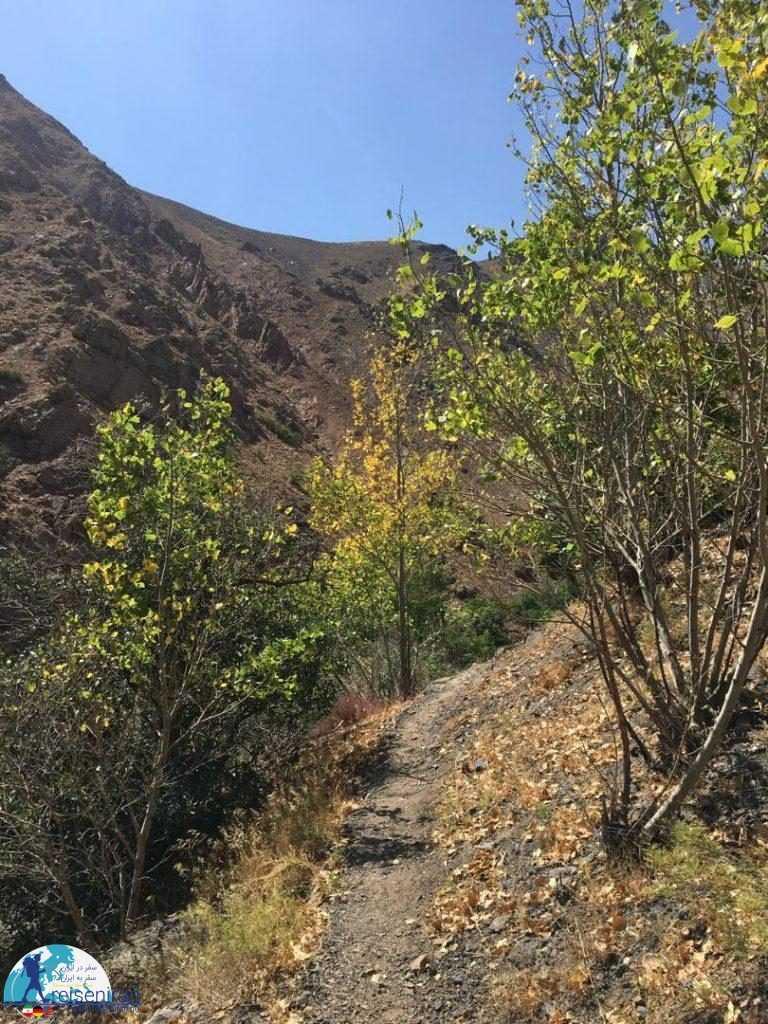 طبیعت پاییزی بوژان
