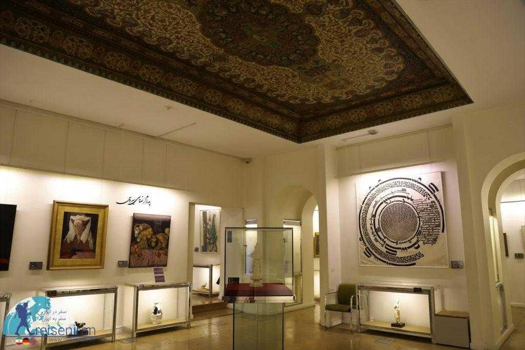 عکس موزه جهان نما کاخ نیاوران